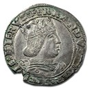 (1458-94 AD) Kingdom of Naples Silver Coronato XF