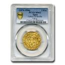 (1474-1504) Spain Gold 2 Excelentes MS-62 PCGS