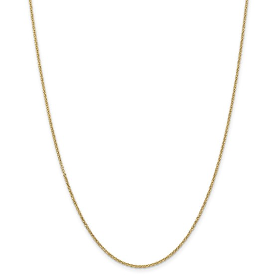 14k Gold 1.6 mm Cable Chain Necklace - 16 in.