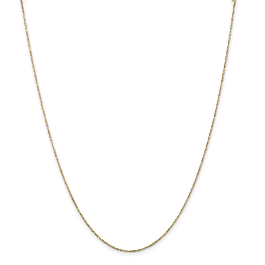14k Gold .70 mm Ropa Chain Necklace - 18 in.