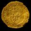 1515-1547 France François I Gold ECU'OR MS-61 NGC