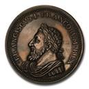 1515-47 France 19th Century Striking AR Medal SP-63 PCGS