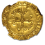 1515-47 Kingdom of France Gold Ecu'Or François I MS-63 NGC