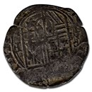 1556-98 F Mexico Silver 1 Real XF