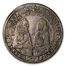 (1612-1619) German States Saxe-Gotha Silver Thaler VF