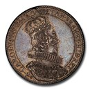 1626 Great Britain Silver Coronation Medal Charles I AU-53 PCGS