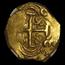 (1694-1713) Colombia Gold 2 Escudos Cob MS-63 NGC (1715 Fleet)