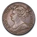 1709 Great Britain Silver Shilling MS-65+ PCGS