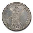 1714 German States George Ludwig HCB AR Thaler MS-65 PCGS