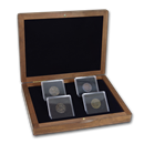 1726-1794 Dutch East India 4-Coin Collection Treasure of the VOC