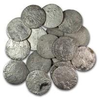 (1726-40) Kingdom of France Silver Ecu (Shipwreck Effect)