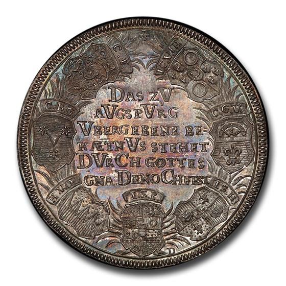1730 German States Nurnberg AR Medal MS-65 PCGS