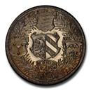 1740 German States Nurnberg AR Medal SP-66 PCGS
