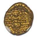 1747-84 India Dutch Colonial Gold Pagoda MS-65 NGC