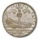 1752 Brunswick-Wolfenbüttel Silver Thaler Karl I MS-65 NGC
