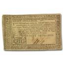1777 8 Shilling Pennsylvania 4/10/1777 VF (Fr#PA-219a)