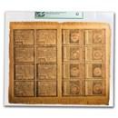 1780 $1-$20 Rhode Island Currency Uncut 7/2/80 CU-62 PCGS