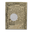 1780 9 Pence Connecticut 7/1/1780 AU-55 PMG (Cancelled)