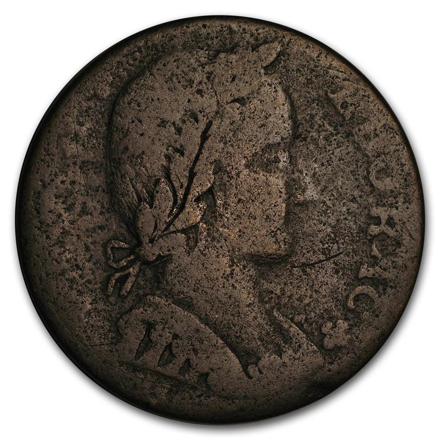 1787 Nova Eborac Figure Right Fine