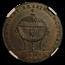 1794 Great Britain 1/2 Penny Token Somersetshire Bath MS-62 NGC