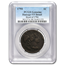 1794 Large Cent Head of 1794 VF Details PCGS (Genuine)