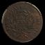 1795 Large Cent Plain Edge Fine Details PCGS (Genuine)