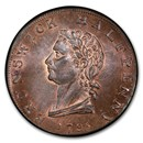 1795 Middlesex 1/2 Penny Conder Token MS-65 PCGS (R/B)