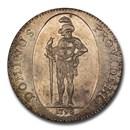 1798 Switzerland Bern Canton Silver Thaler MS-64 NGC