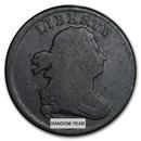 1800-1808 Draped Bust Half Cent Good/VG