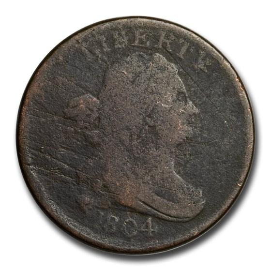 1800-1808 Draped Bust Half Cents Culls
