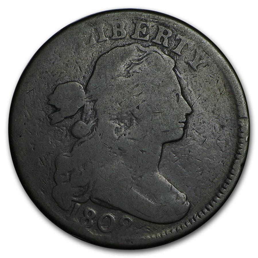 1802 Large Cent Good