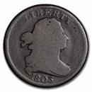 1803 Half Cent Good