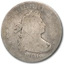 1806 Draped Bust Quarter AG