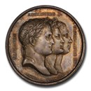 1807 Russia/France/Napoleon Silver Medal SP-62 PCGS
