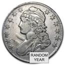 1808-1836 Bust Half Dollars Avg Circ