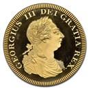 1808 (2007) Australia Gold 5 Shillings George III PF-69 UCAM NGC