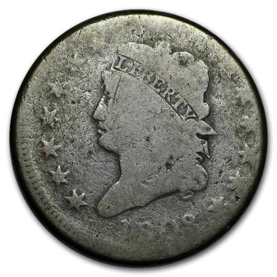 1808 Large Cent AG
