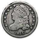 1809-1837 Capped Bust Dime Culls