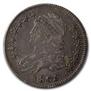 1809 Capped Bust Half Dollar XF