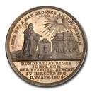 1809 German States Silesia Silver Medal MS-63 NGC