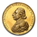 1810 Gold Medal Rhenish Confederation City View SP-62 PCGS