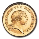 1813 Great Britain Gold Third-Guinea George III MS-65 NGC