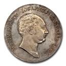 1814 German States Bavaria Silver Thaler MS-65 NGC