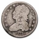 1815-1838 Capped Bust Quarter Avg Circ
