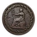 1815 Lower Canada 1/2 Penny Token VF