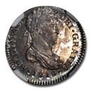 1818-NG M Guatemala Silver 1 Real Fernando VII MS-65 NGC