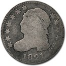 1821 Capped Bust Dime Large Date AG
