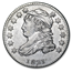 1821 Capped Bust Dime Small Date AU