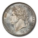 1821 Great Britain Silver Crown George IV MS-65 PCGS