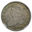 1827 Capped Bust Half Dollar VF